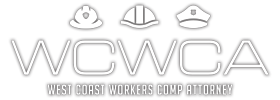 WEST COAST WORKERS COMP ATTORNEY Logo